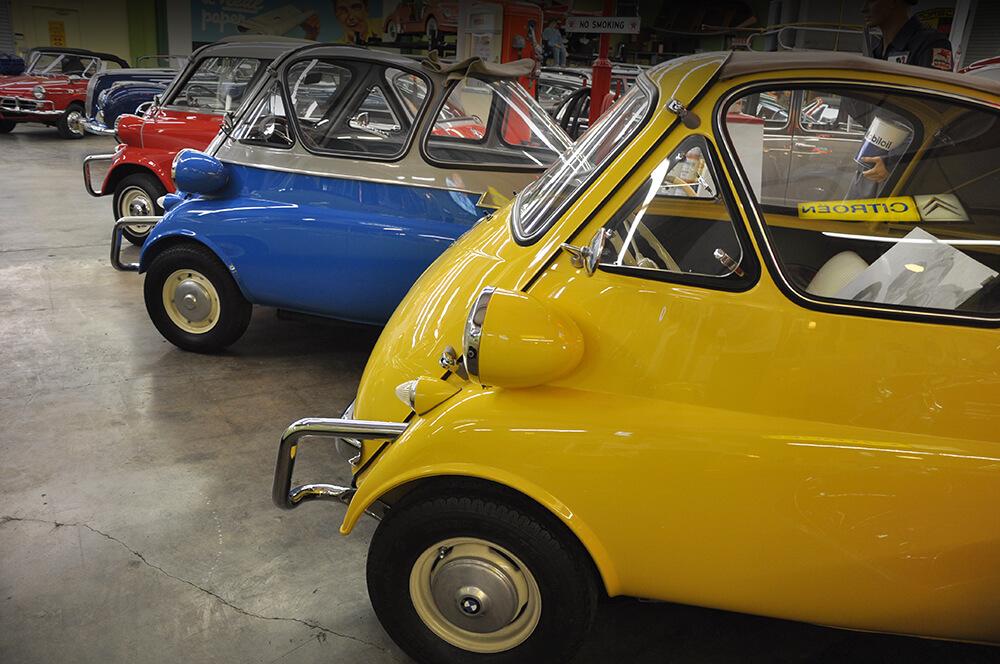 Micro cars | Malamut Auto Museum Foundation